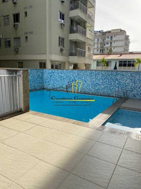 eabb13b2-69e2-4262-8c3e-a7fd0d - Apartamento 2 quartos à venda Praça Seca, Rio de Janeiro - R$ 240.000 - CGAP20205 - 27