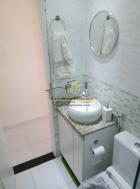 4969344d-8f62-43da-af56-737f7a - Casa 4 quartos mobiliada Taquara - CGCN40018 - 9