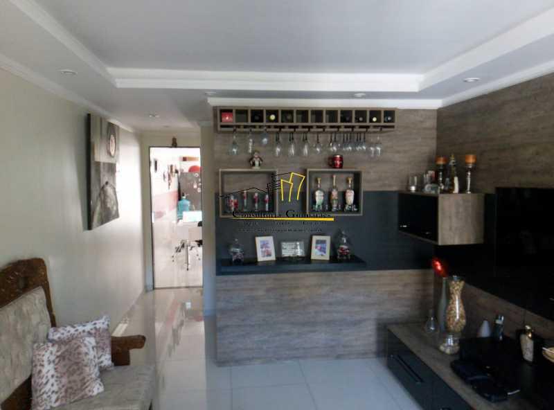 WhatsApp Image 2021-07-01 at 1 - Casa 4 quartos mobiliada Taquara - CGCN40018 - 8