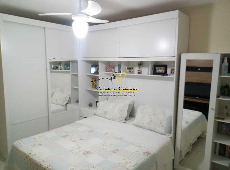 WhatsApp Image 2021-07-01 at 1 - Casa 4 quartos mobiliada Taquara - CGCN40018 - 14