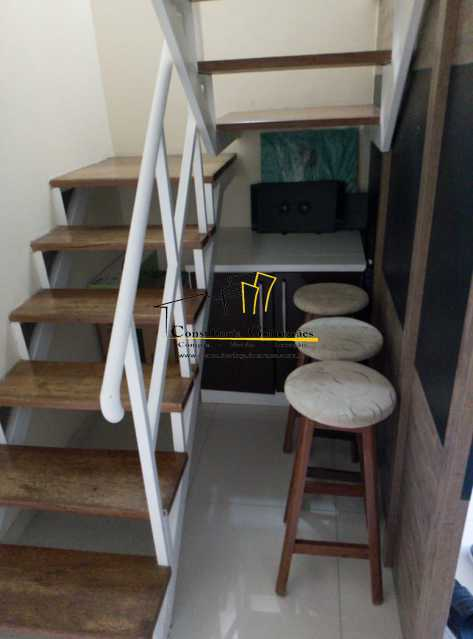 WhatsApp Image 2021-07-01 at 1 - Casa 4 quartos mobiliada Taquara - CGCN40018 - 13