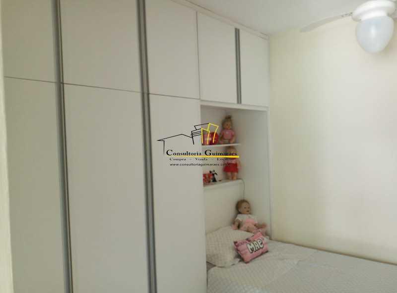WhatsApp Image 2021-07-01 at 1 - Casa 4 quartos mobiliada Taquara - CGCN40018 - 17