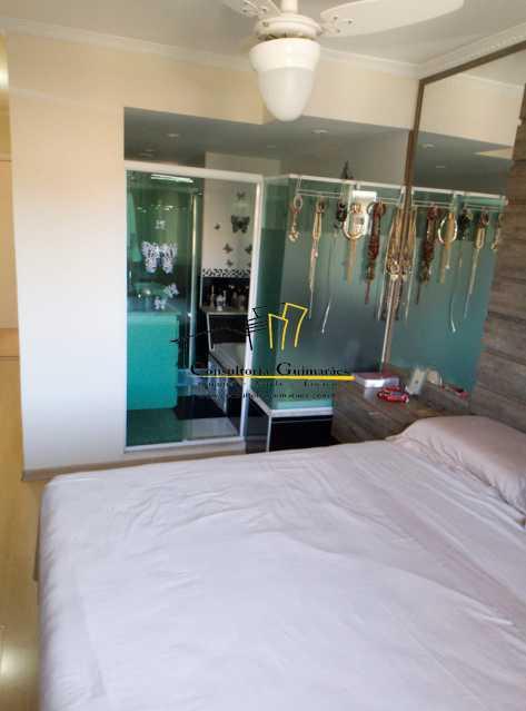 WhatsApp Image 2021-07-01 at 1 - Casa 4 quartos mobiliada Taquara - CGCN40018 - 18