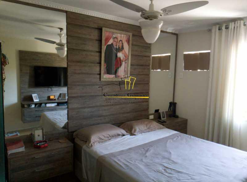 WhatsApp Image 2021-07-01 at 1 - Casa 4 quartos mobiliada Taquara - CGCN40018 - 19