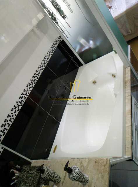 WhatsApp Image 2021-07-01 at 1 - Casa 4 quartos mobiliada Taquara - CGCN40018 - 21