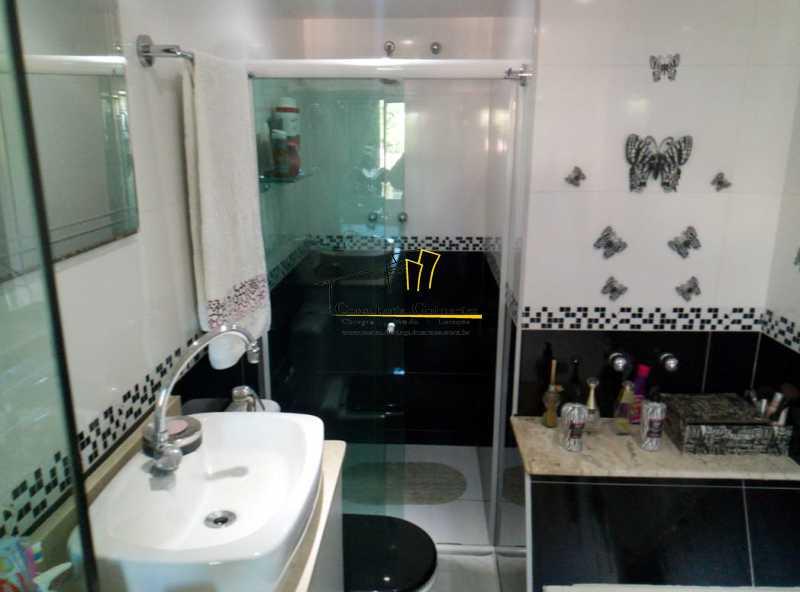 WhatsApp Image 2021-07-01 at 1 - Casa 4 quartos mobiliada Taquara - CGCN40018 - 20