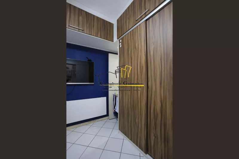 Dep-Servico-2-a - Apartamento 2 quartos à venda Maracanã, Rio de Janeiro - R$ 480.000 - CGAP20208 - 22
