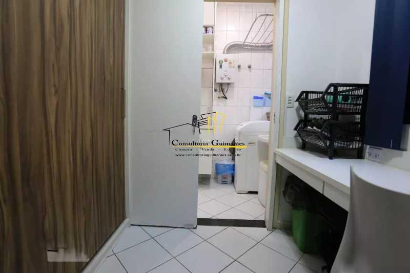 Dep-Servico-4-a - Apartamento 2 quartos à venda Maracanã, Rio de Janeiro - R$ 480.000 - CGAP20208 - 11
