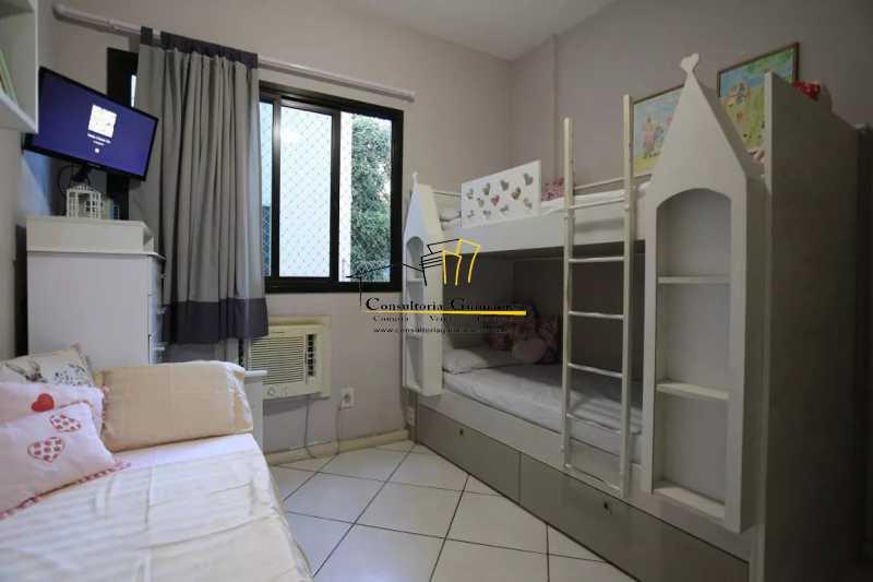 Quarto-1-a - Apartamento 2 quartos à venda Maracanã, Rio de Janeiro - R$ 480.000 - CGAP20208 - 12