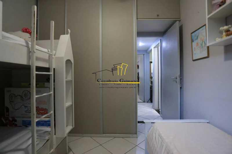 Quarto-4-a - Apartamento 2 quartos à venda Maracanã, Rio de Janeiro - R$ 480.000 - CGAP20208 - 15