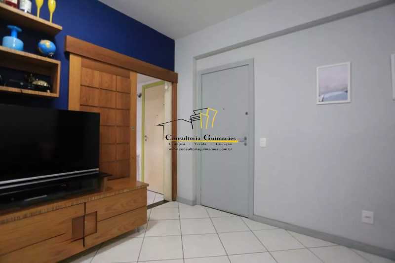 Sala-3-a - Apartamento 2 quartos à venda Maracanã, Rio de Janeiro - R$ 480.000 - CGAP20208 - 3