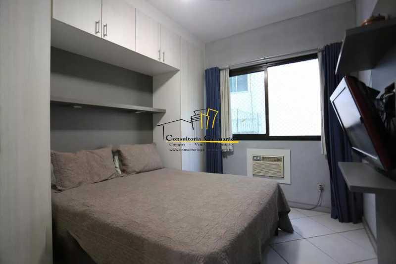 Suite-1-a - Apartamento 2 quartos à venda Maracanã, Rio de Janeiro - R$ 480.000 - CGAP20208 - 16
