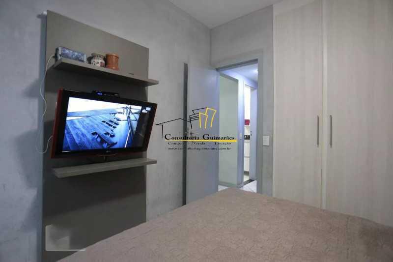 Suite-2-a - Apartamento 2 quartos à venda Maracanã, Rio de Janeiro - R$ 480.000 - CGAP20208 - 17