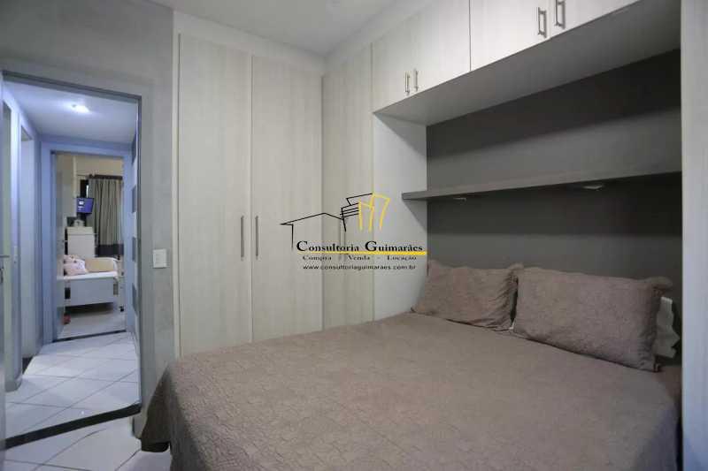 Suite-4-a - Apartamento 2 quartos à venda Maracanã, Rio de Janeiro - R$ 480.000 - CGAP20208 - 19