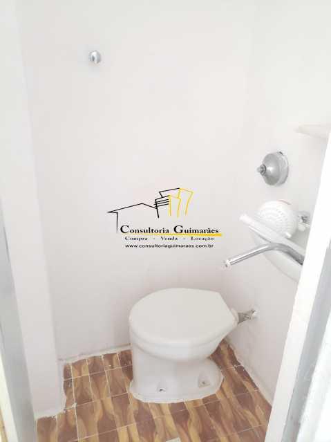 1e3f5be7-75f8-4a54-b47f-76e372 - Apartamento 2 quartos à venda Méier, Rio de Janeiro - R$ 300.000 - CGAP20209 - 6