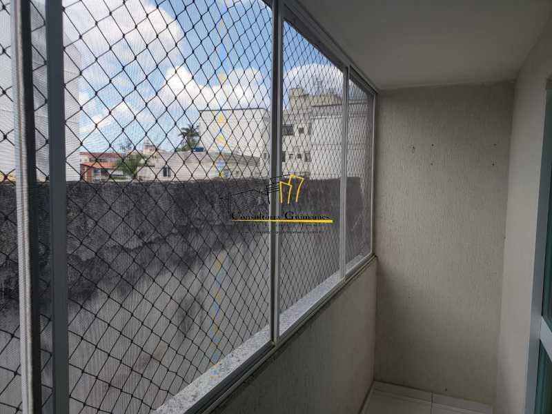 7cffbb09-d5bb-4ffa-aaaa-4aa35b - Apartamento 1 quarto para alugar Recreio dos Bandeirantes, Rio de Janeiro - R$ 1.300 - CGAP10018 - 14