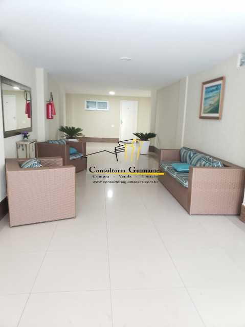 94055d6f-9e9a-4725-b605-7c2582 - Apartamento 1 quarto para alugar Recreio dos Bandeirantes, Rio de Janeiro - R$ 1.300 - CGAP10018 - 4