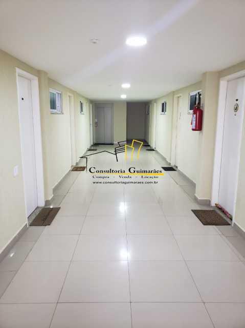 f8b42526-d743-42cd-a850-311a81 - Apartamento 1 quarto para alugar Recreio dos Bandeirantes, Rio de Janeiro - R$ 1.300 - CGAP10018 - 5