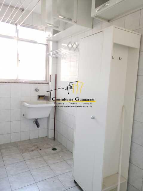4b0c4f91-4376-40de-b9cc-077c00 - Excelente apartamento 2 Qts. - Méier - CGAP20211 - 7