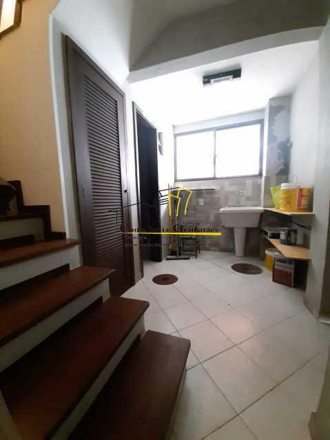 7e7c3fd4-5a39-40ee-bf2b-e72d97 - Casa em Condomínio 3 quartos à venda Recreio dos Bandeirantes, Rio de Janeiro - R$ 900.000 - CGCN30020 - 10