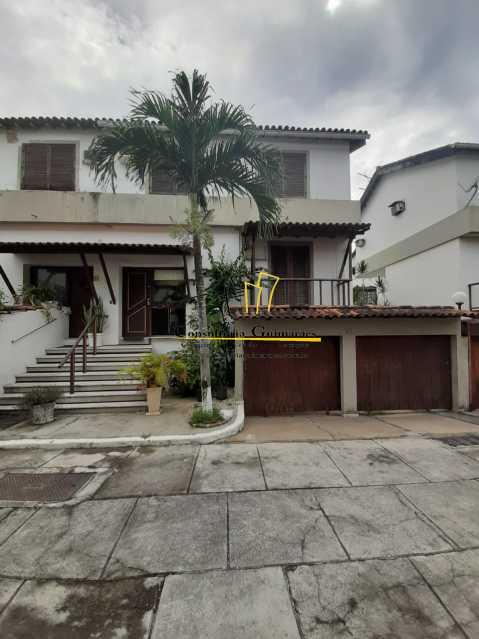 21eadef6-6996-4de7-a954-c0421e - Casa em Condomínio 3 quartos à venda Recreio dos Bandeirantes, Rio de Janeiro - R$ 900.000 - CGCN30020 - 1