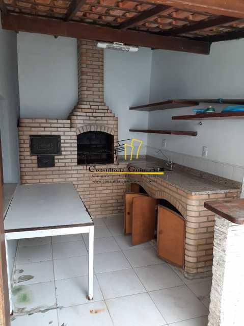 054e9942-7bfb-49cc-abc0-981599 - Casa em Condomínio 3 quartos à venda Recreio dos Bandeirantes, Rio de Janeiro - R$ 900.000 - CGCN30020 - 4