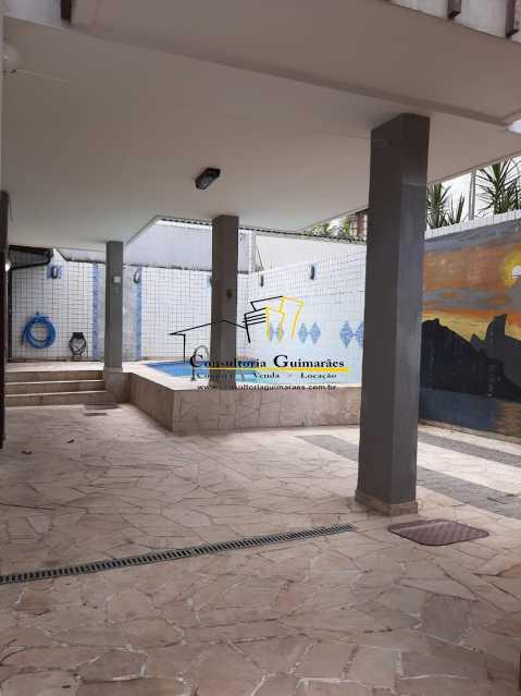 06353f63-15f2-40d6-9664-76ff3d - Casa em Condomínio 3 quartos à venda Recreio dos Bandeirantes, Rio de Janeiro - R$ 900.000 - CGCN30020 - 17