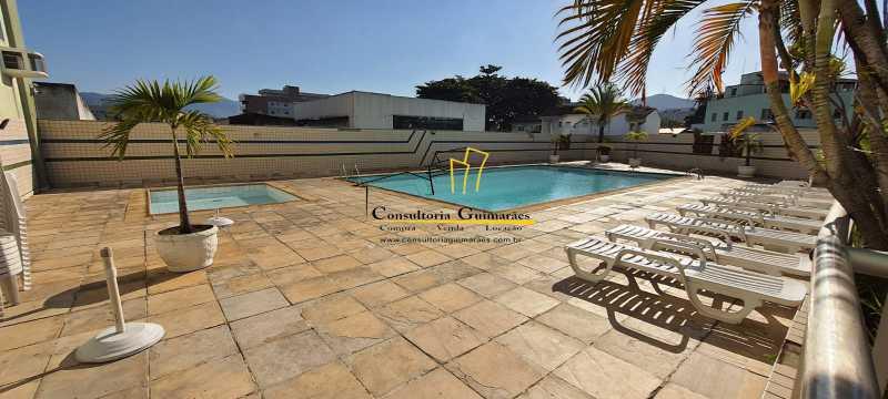 4f8b8062-f8fc-4c24-8e85-d86e47 - Cobertura 3 quartos à venda Taquara, Rio de Janeiro - R$ 420.000 - CGCO30023 - 29