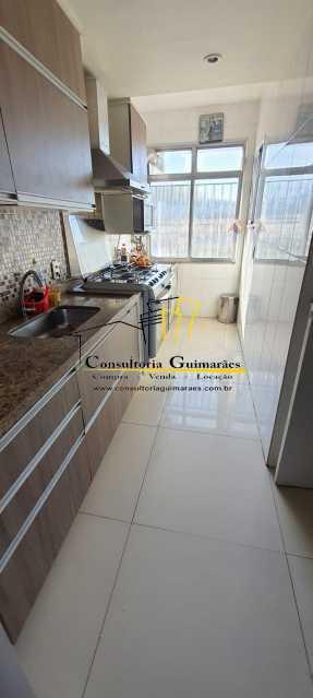 49fc6835-1cae-4360-867a-c48880 - Cobertura 3 quartos à venda Taquara, Rio de Janeiro - R$ 420.000 - CGCO30023 - 7