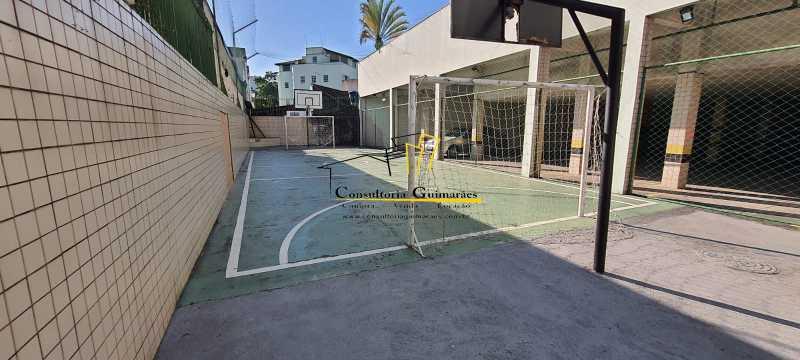cfe782bf-784d-4602-9fdf-beb6ea - Cobertura 3 quartos à venda Taquara, Rio de Janeiro - R$ 420.000 - CGCO30023 - 30