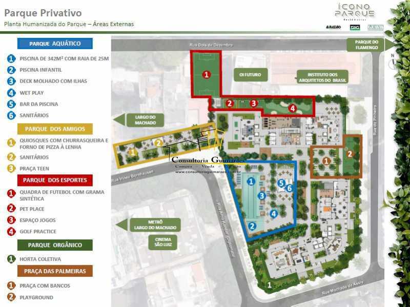Icono-Parque-Residences-Flamen - Magnífico apartamento 2 Qts - Flamengo - CGAP20216 - 7