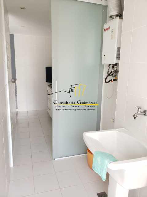 0b0f0b6c-d105-4a7c-981d-b02a46 - Vendo Excelente apartamento 2 quartos sendo 1 suíte - Reserva do Parque - CGAP20218 - 6