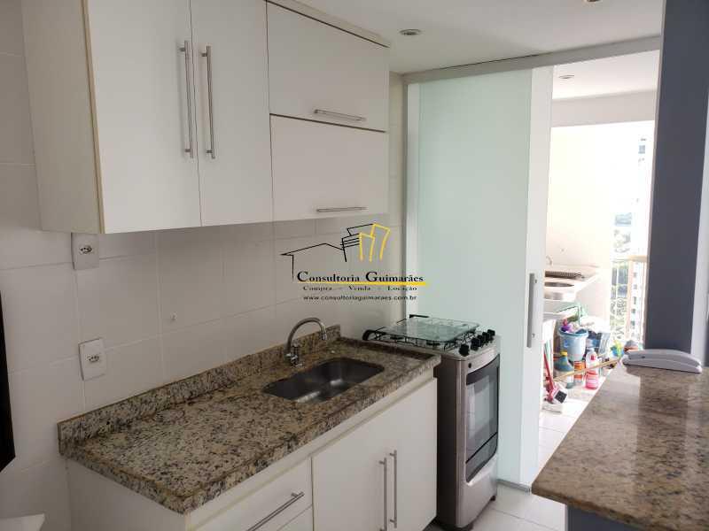 0fe000a8-e143-4411-8d5d-c082a0 - Vendo Excelente apartamento 2 quartos sendo 1 suíte - Reserva do Parque - CGAP20218 - 5