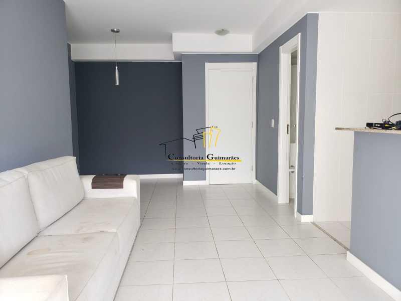 3e84f4ee-536d-406b-b0d8-204c63 - Vendo Excelente apartamento 2 quartos sendo 1 suíte - Reserva do Parque - CGAP20218 - 4