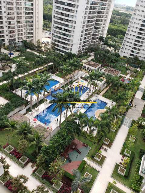 43de490d-9976-4d95-a9f5-dc46a8 - Vendo Excelente apartamento 2 quartos sendo 1 suíte - Reserva do Parque - CGAP20218 - 1