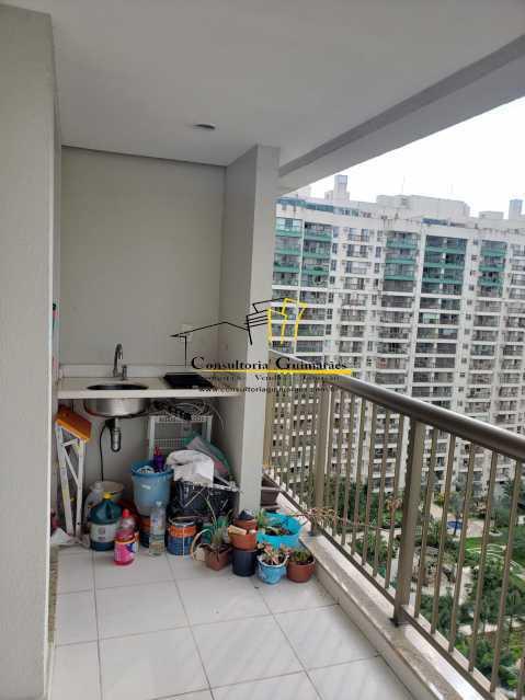 81cb78f3-5bec-4e65-9179-240f0d - Vendo Excelente apartamento 2 quartos sendo 1 suíte - Reserva do Parque - CGAP20218 - 15