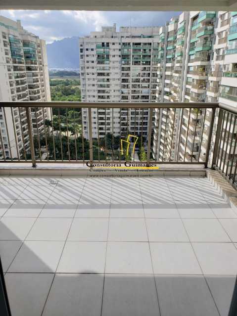 05325a6e-3a59-4881-a6c2-07df89 - Vendo Excelente apartamento 2 quartos sendo 1 suíte - Reserva do Parque - CGAP20218 - 14
