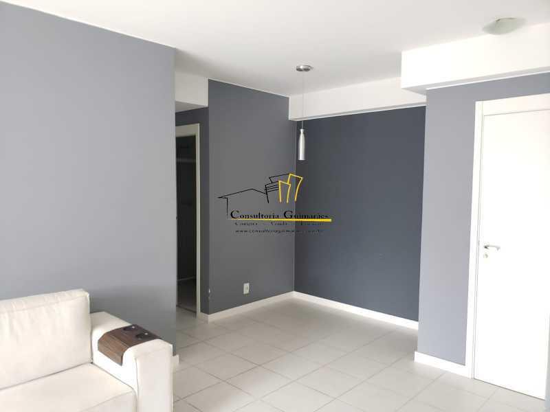 33669bc0-ce23-49d2-9614-563d14 - Vendo Excelente apartamento 2 quartos sendo 1 suíte - Reserva do Parque - CGAP20218 - 3