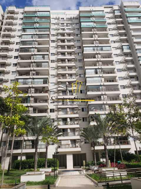 b5da7cb9-c54f-4212-8e45-b1c123 - Vendo Excelente apartamento 2 quartos sendo 1 suíte - Reserva do Parque - CGAP20218 - 20