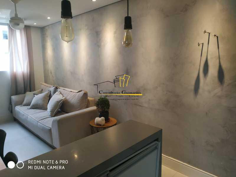 3c4587fc-f0be-483f-a447-dd1a6d - Apartamento 3 quartos à venda Vargem Pequena, Rio de Janeiro - R$ 240.000 - CGAP30081 - 1