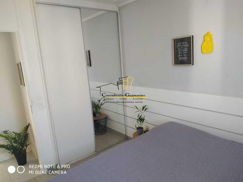 9c0530d8-952e-4c22-a04b-199326 - Apartamento 3 quartos à venda Vargem Pequena, Rio de Janeiro - R$ 240.000 - CGAP30081 - 12