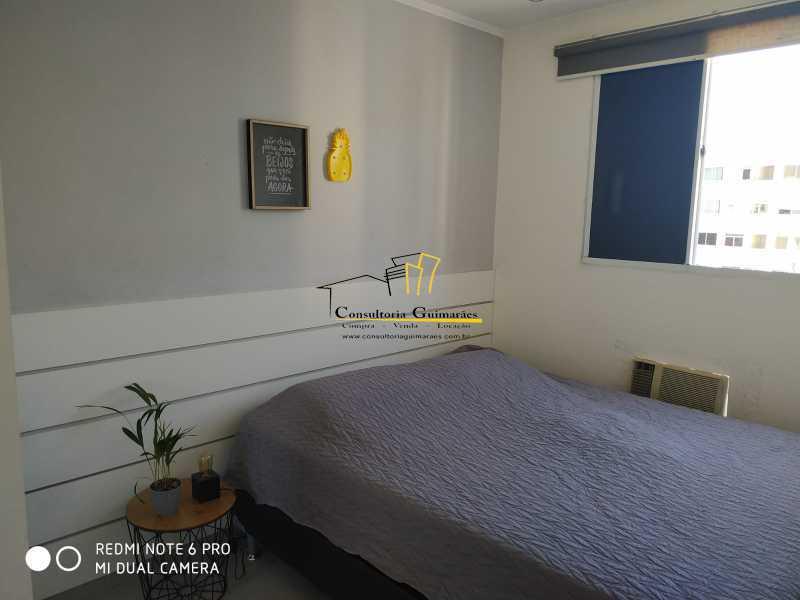 16d384b3-267f-4aa1-9df2-2b636d - Apartamento 3 quartos à venda Vargem Pequena, Rio de Janeiro - R$ 240.000 - CGAP30081 - 13