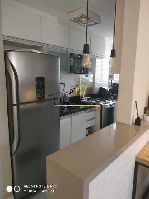 20f3a6ae-f5d0-41e3-a51a-ccbd98 - Apartamento 3 quartos à venda Vargem Pequena, Rio de Janeiro - R$ 240.000 - CGAP30081 - 9