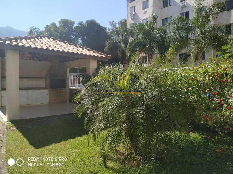 52b8974a-6dd1-4e24-8b95-ebc484 - Apartamento 3 quartos à venda Vargem Pequena, Rio de Janeiro - R$ 240.000 - CGAP30081 - 17