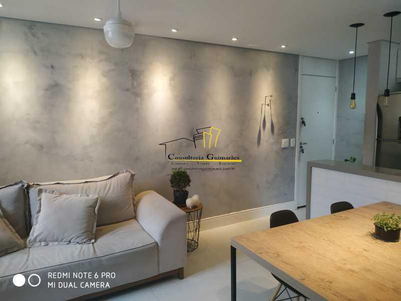 6752a4af-95bd-4979-a8c1-7fbc0d - Apartamento 3 quartos à venda Vargem Pequena, Rio de Janeiro - R$ 240.000 - CGAP30081 - 6