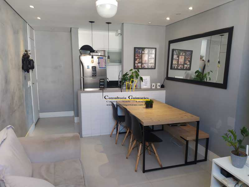 47069d82-8f88-4f58-98f4-bc4647 - Apartamento 3 quartos à venda Vargem Pequena, Rio de Janeiro - R$ 240.000 - CGAP30081 - 5