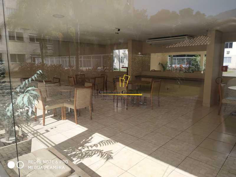 eac91b9d-23ec-4161-b0e5-74af39 - Apartamento 3 quartos à venda Vargem Pequena, Rio de Janeiro - R$ 240.000 - CGAP30081 - 16