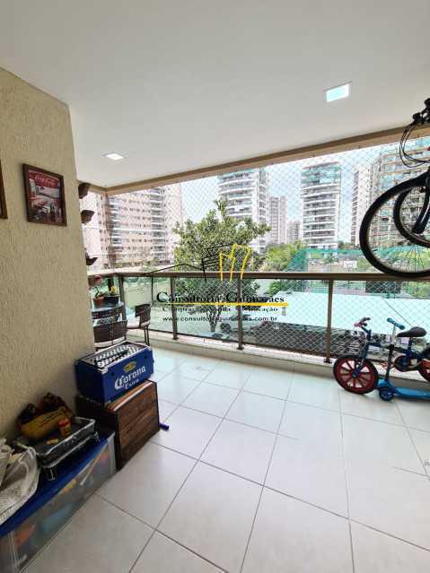 WhatsApp Image 2021-08-17 at 1 - Apartamento 2 quartos à venda Barra da Tijuca, Rio de Janeiro - R$ 420.000 - CGAP20220 - 4