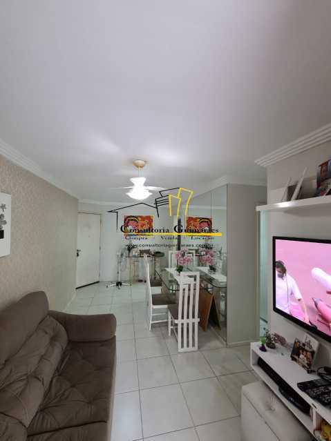 WhatsApp Image 2021-08-17 at 1 - Apartamento 2 quartos à venda Barra da Tijuca, Rio de Janeiro - R$ 420.000 - CGAP20220 - 1