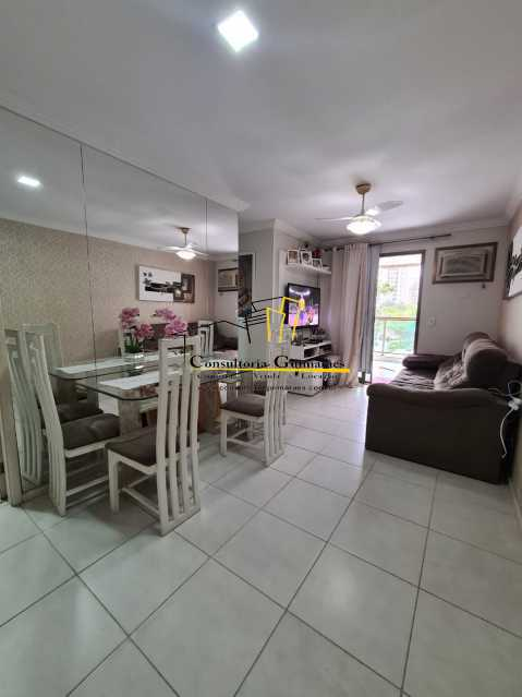 WhatsApp Image 2021-08-17 at 1 - Apartamento 2 quartos à venda Barra da Tijuca, Rio de Janeiro - R$ 420.000 - CGAP20220 - 3